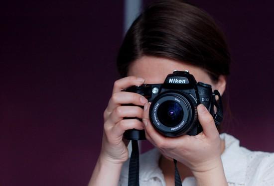 Me with a Nikon