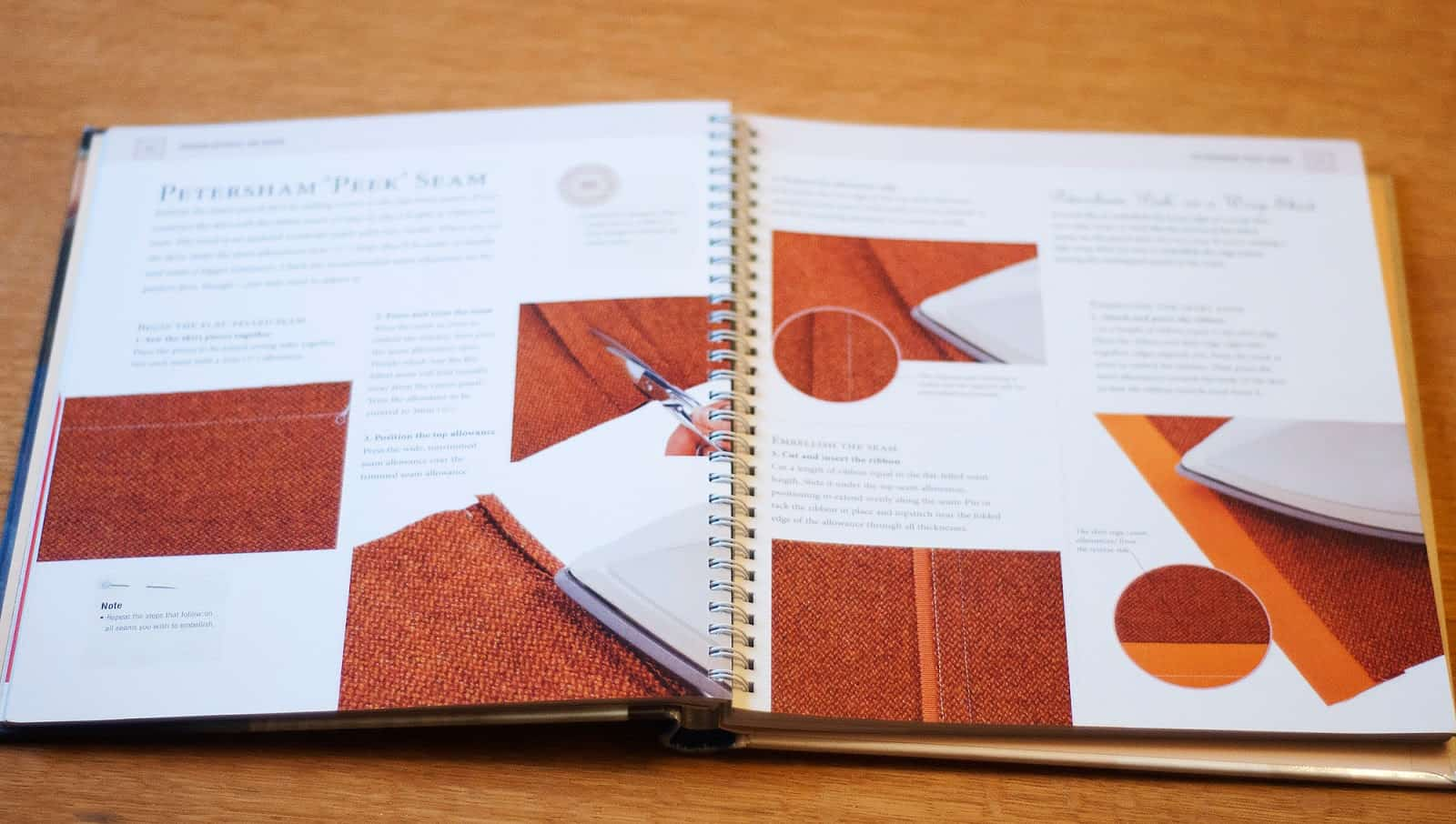 Sewing book review dressmaker s handbook of couture