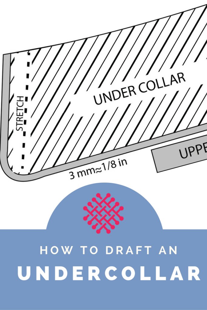 How to draft an under collar