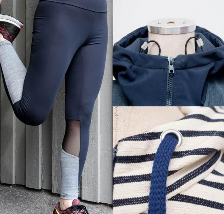 sewing activewear