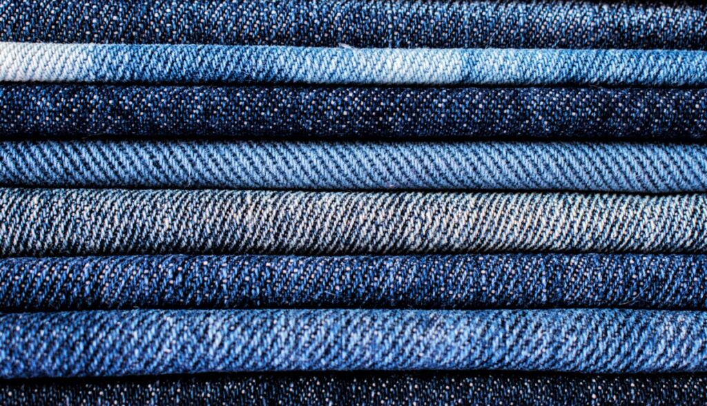 List of denim fabric shops for sewing your own jeans