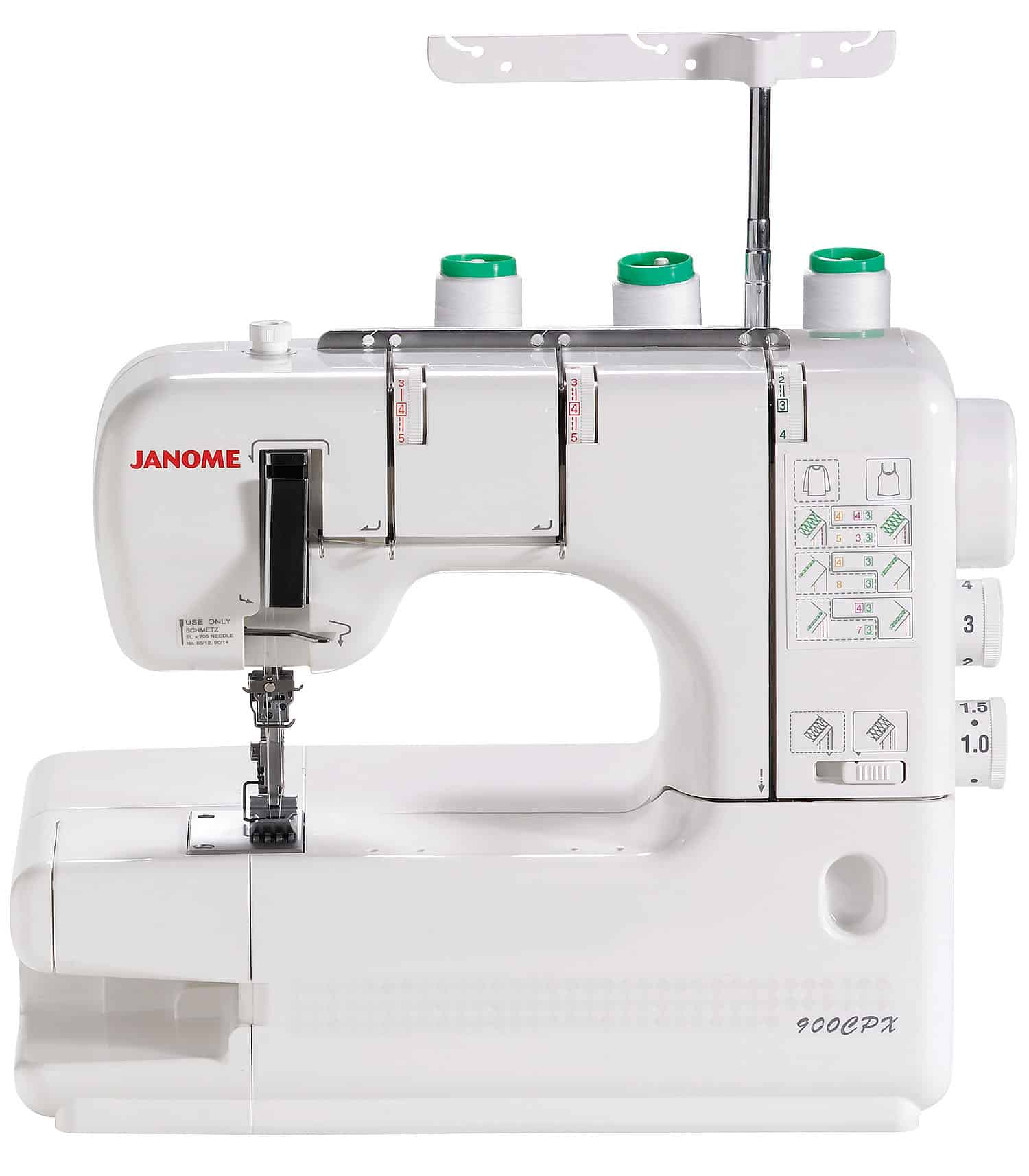 Guide to buying a coverstitch machine