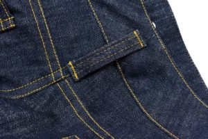 sewing jeans belt loops