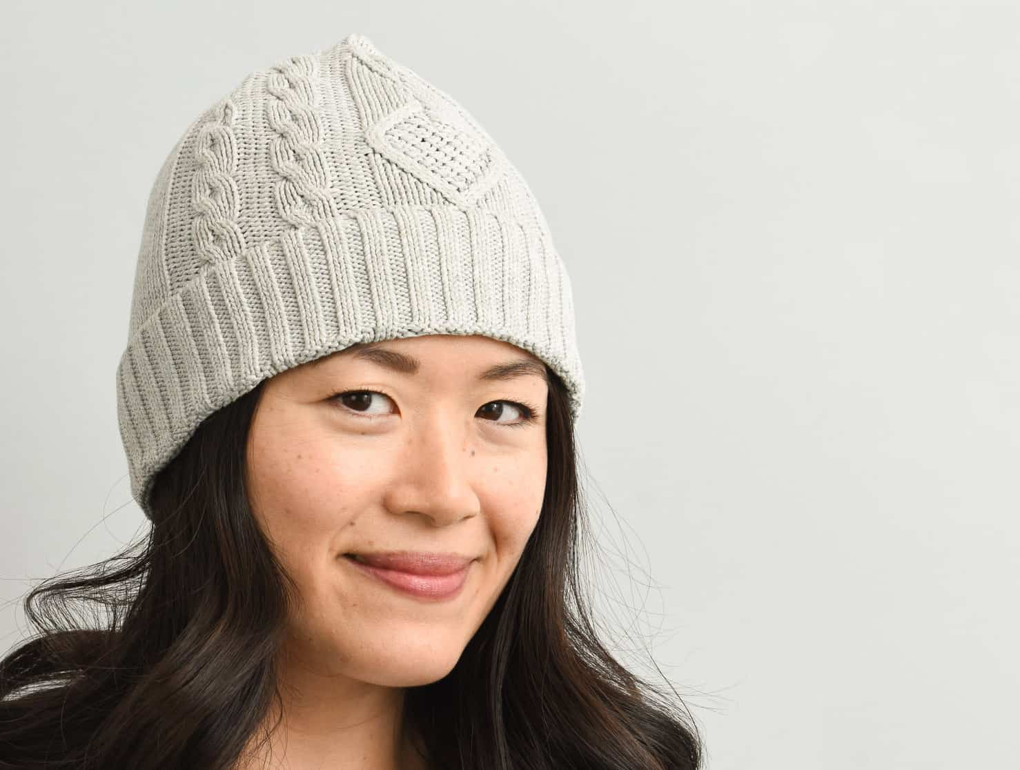 Did you know that you can turn old sweaters into really cool knit hats  In  this tutorial 4466c5799fb