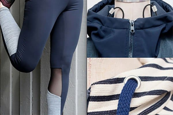 activewear sewing tutorials