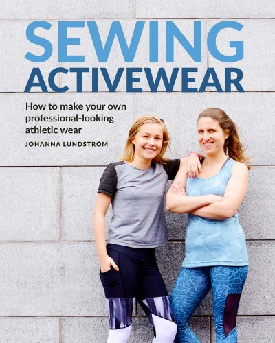 Sewing Activewear Cover