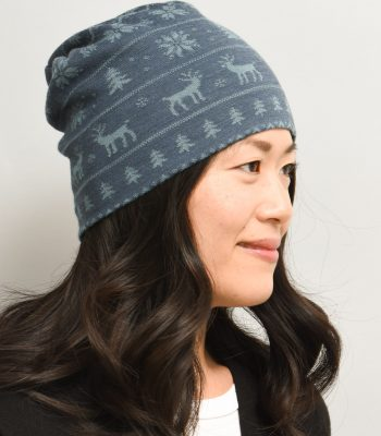Ullvi Knit Hat Sewing Pattern