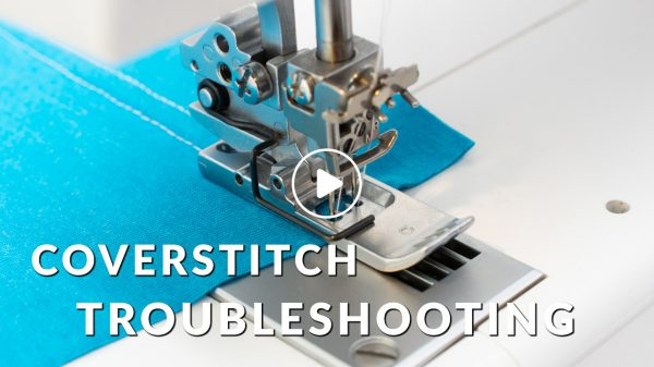 coverstitch video troubleshooting