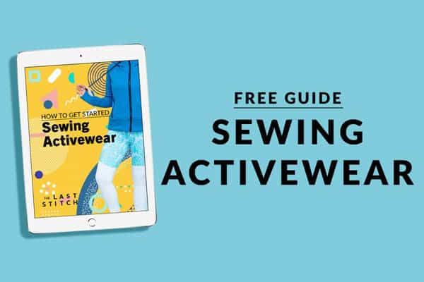 free guide to sewing activewear