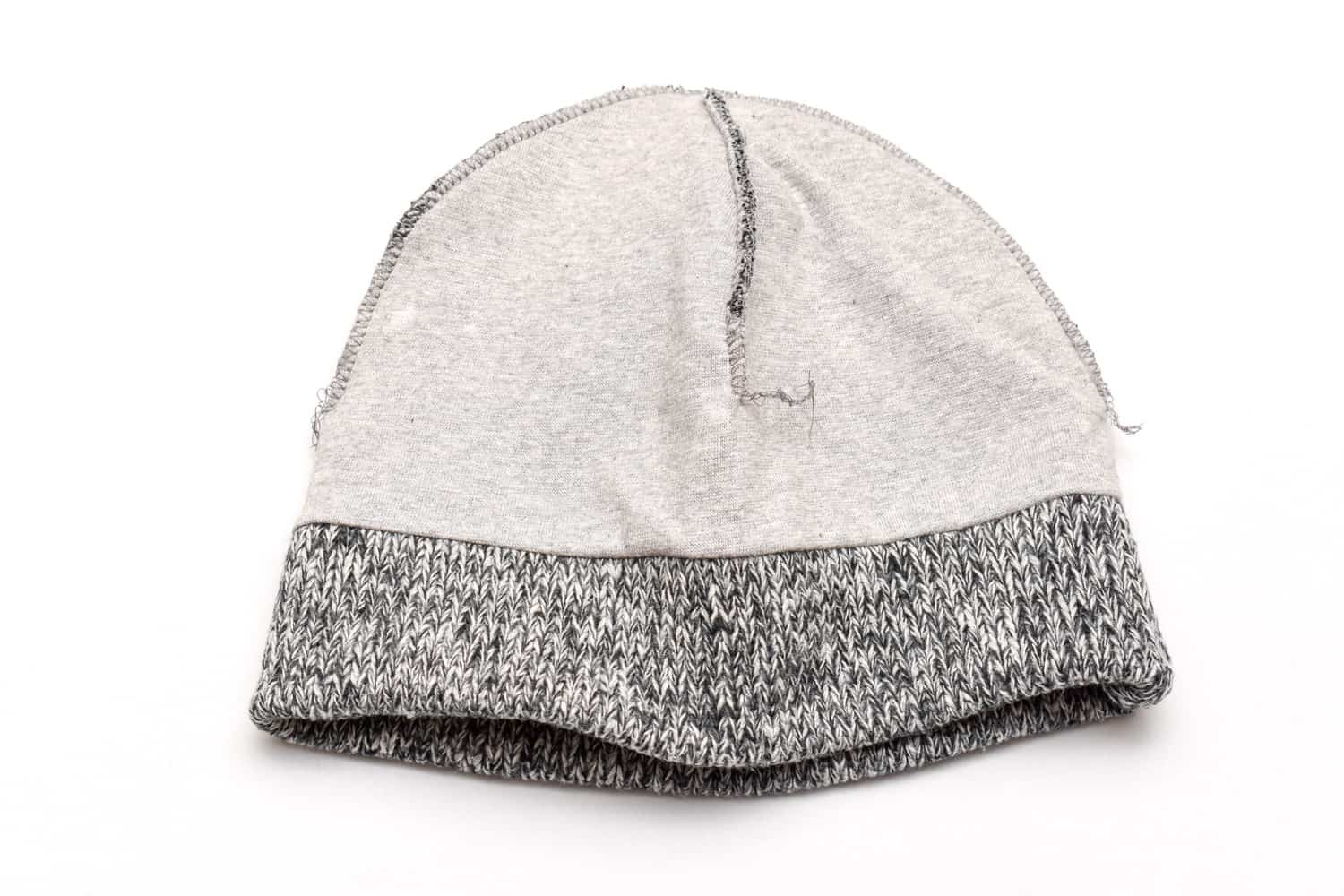 How to sew lining on a beanie knit hat