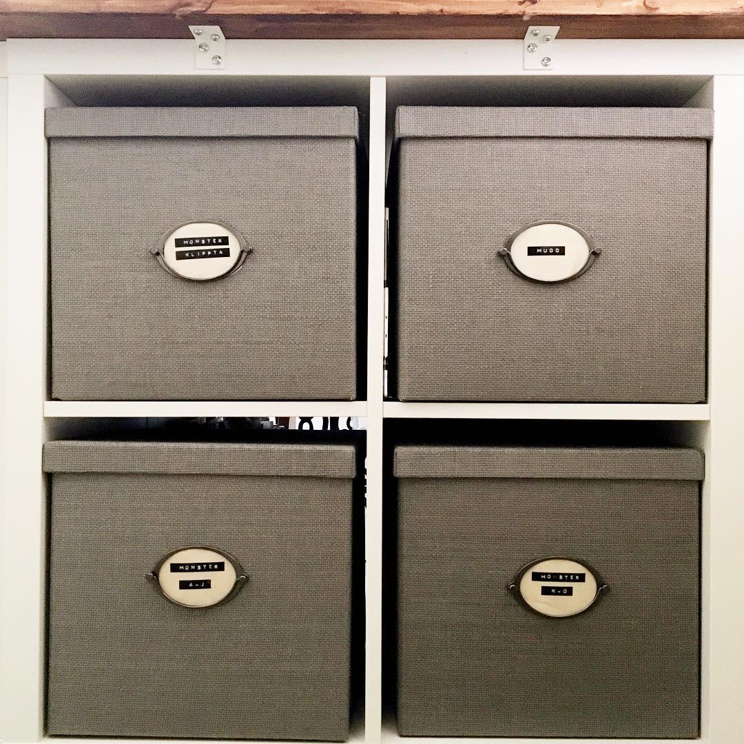 Sewing Pattern Storage New Design Inspiration