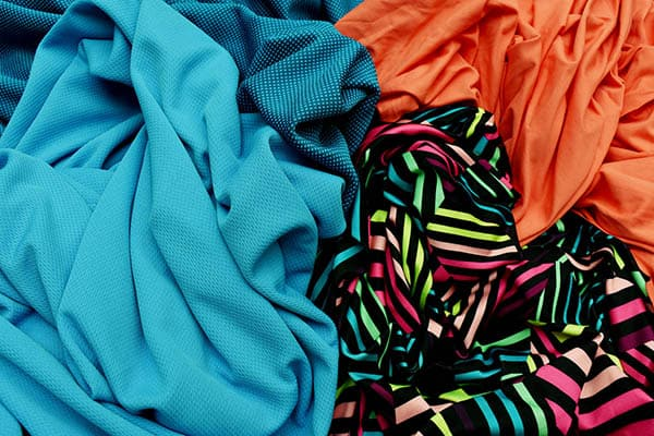 sewing activewear fabrics