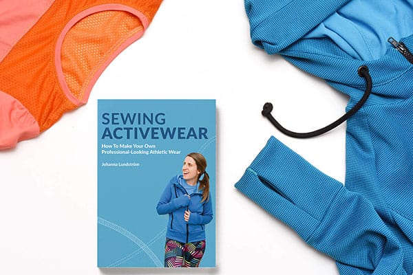 sewing activewear the book