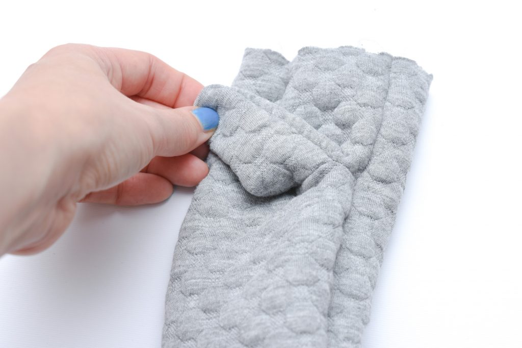 Sewing Tova Mittens Step by Step Tutorial
